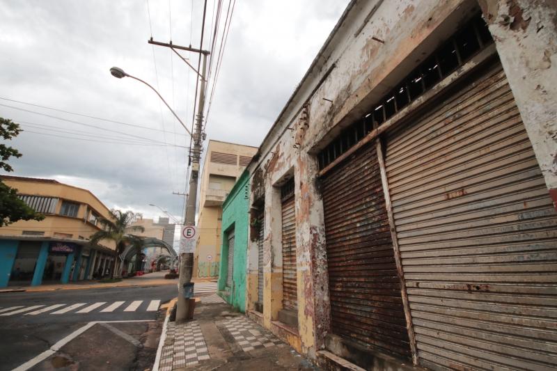 Revitalização Centro Bauru